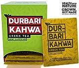 The Tea Trove Organic Durbari Kahwa Detox Green Tea Bags for Weight Loss