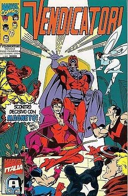 I Vendicatori 6 Ed.Marvel