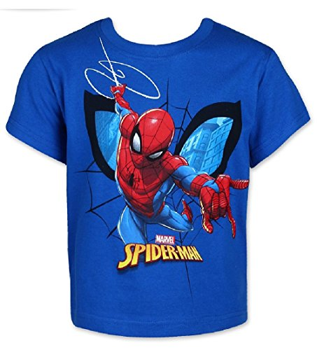 feca4d828cfb3 Camisetas de Spiderman