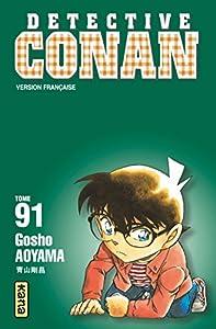 Détective Conan Edition simple Tome 91
