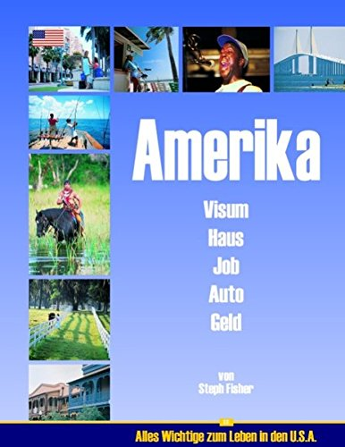 Amerika - Visum Haus Job Auto Geld (Usa Visum)