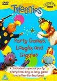 Tweenies - Party Games, Laughs & Giggles [DVD] [1999]