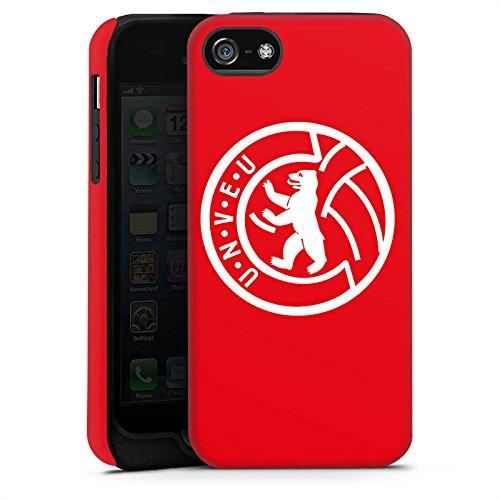 Apple iPhone 6s Hülle Case Handyhülle 1. FC Union Berlin Fußball Fanartikel Tough Case matt