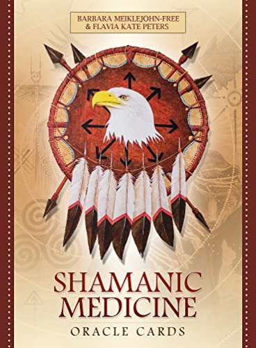 Shamanic Medicine Oracle Cards por Barbara Meiklejohn-Free