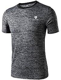 Daygeve Legerer Mann Workout Leggings Fitness Sport Gym Running Yoga  sportlich Shirt Top Bluse 587ccc0c0d