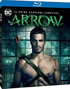 Arrow - La Prima Stagione Completa (4 Blu-Ray)