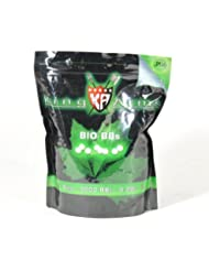 King Arms - Accessoire Airsoft - 5000 Billes 0,20 Gramme Bio King Arms