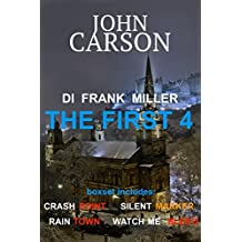DI FRANK MILLER - The First 4: Books 1-4