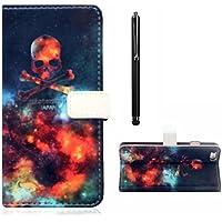 mutouren per cellulare Case custodia a libro stile libro per Samsung Galaxy S5motivo impresso in (Raffreddamento Strap)