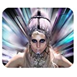 Tapis de souris Lady GaGa Custom Rectangle Tapis de souris gaming cm-444