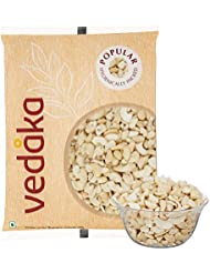 Amazon Brand - Vedaka Popular Cashews - Broken, 200g