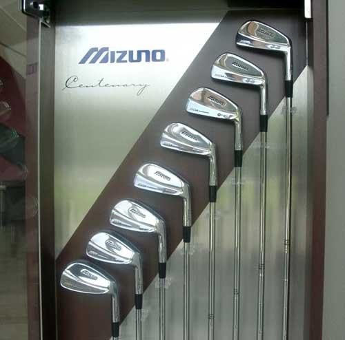 Mizuno MP 100 Limited Edition Eisen 3 - PW - True Temper Dynamic Gold S300-Stahlschaft - Herren Rechtshand (Golfschläger Eisen Mizuno)