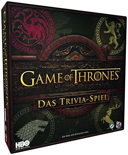 Thrones-spiel Game (Fantasy Flight Games FFGD0094