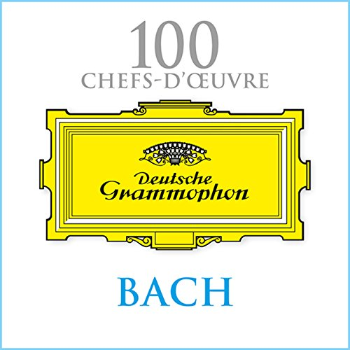 100 chefs-d'oeuvre: Bach