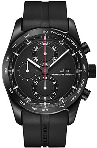 Montre Porsche Design Chronotimer Collection homme 6010.1.01.001.062