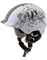 Ventura Ski-Helm Dancing