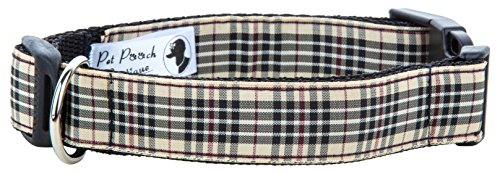 pet-pooch-boutique-plaid-collar-for-dog-small-burberry