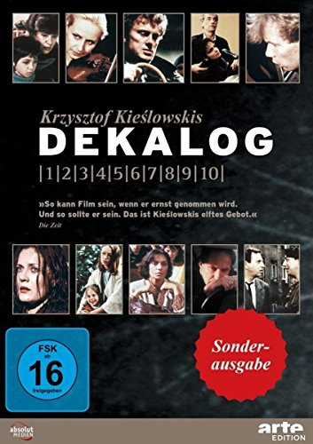 Dekalog (Sonderausgabe, 6 Discs) Preisvergleich