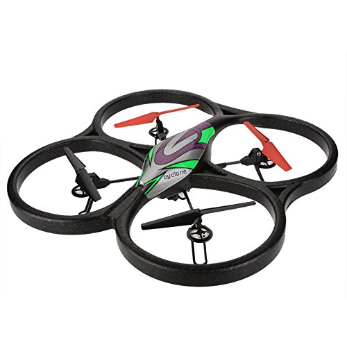 WLtoys V666 5,8 G FPV 6 Achse 4CH RC große Quadrocopter Quadcopter UFO mit 2.0MP HD Kamera und Monitor RTF