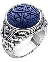 Thomas Sabo Unisex Ring 925Sterling Silver, Blackened Ärzt TR22045341