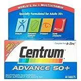 Centrum Advance 50 Plus Multivitamini - 60, 60