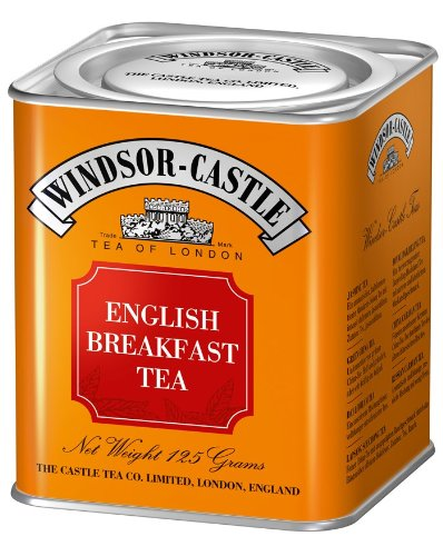 Windsor-Castle English Breakfast Tea, Dose, 125 g