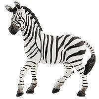 Papo 50122 Zebra WILD ANIMAL KINGDOM Figurine, Multicolour