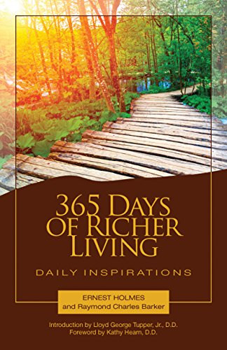 365 Days of Richer Living: Daily Inspirations (How to Use Your Mind Power for More Successful Living) (English Edition)