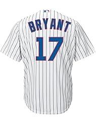Mens MLB Kris Bryant # 17Chicago Cubs Cool Base Jersey
