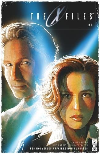 the-x-files-tome-01-les-nouvelles-affaires-non-classees