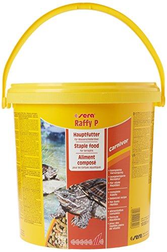 sera 01837 raffy Vital 10 Liter - Schmackhafte Kräutervielfalt für herbivore Reptilien
