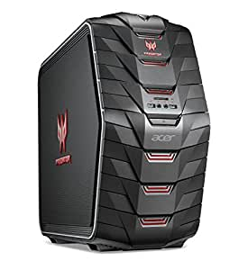acer predator g6 710 unit centrale gamer noir intel core i7 8 go de ram disque dur 1 to. Black Bedroom Furniture Sets. Home Design Ideas