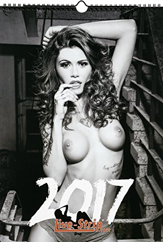 Erotik-Kalender 2017 | Wand-Kalender | Hochwertiger DIN A3 Akt-Kalender | Sexy Frauen | Live-Strip