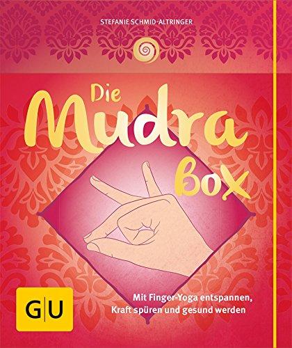 Die Mudrabox: Mit Finger-Yoga entspannen, Kraft spüren und gesund werden (GU Buch plus Körper, Geist & Seele) - Blutdruck-balance