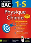 Objectif Bac physique chimie 1�re S