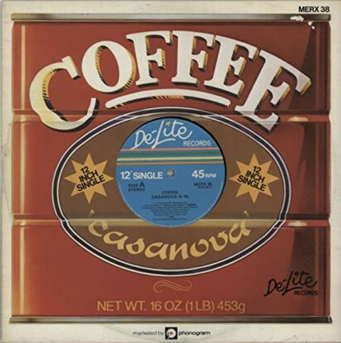 Coffee - Casanova - [7