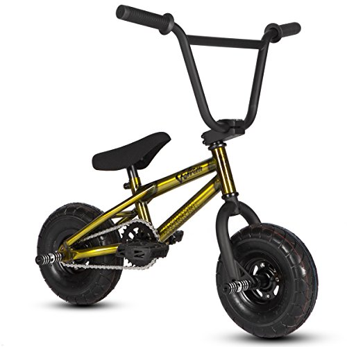Venom 2018 Pro Mini BMX – gold & RAW, gold