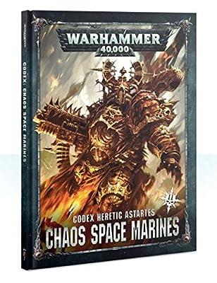 Games Workshop Codex: Chaos Space Marines (ITA)