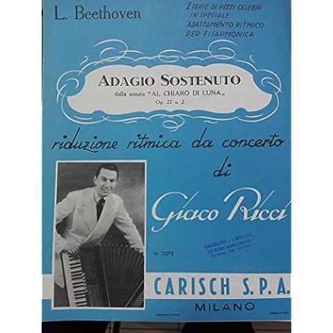 ADAGIO SOSTENUTO dalla sonata AL CHIARO DI