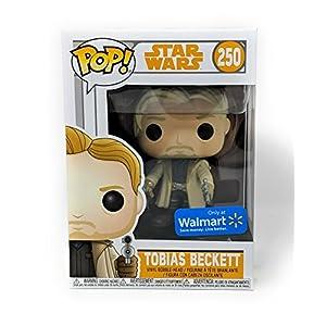 Funko Pop Funko Tobias Beckett – Walmart (Star Wars 250) Funko Pop Han Solo: Una Película de Star Wars