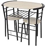 Küchentisch mit 2Stühlen für kleine Räume