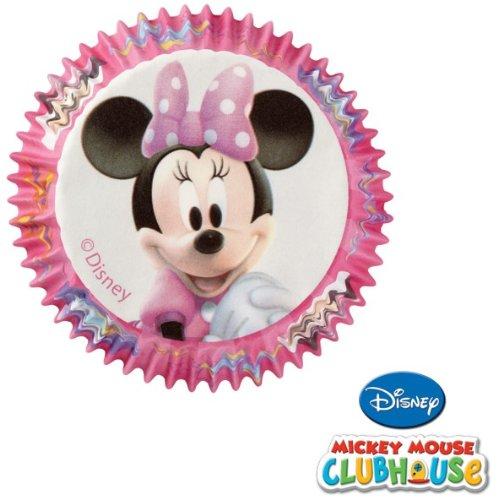 Minnie Mouse/Daisy Duck Cup Cake/Muffin Fällen Wilton Daisy