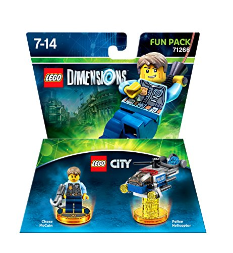 LEGO Dimensions - LEGO City Fun Pack (Electronic Games)