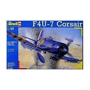 Revell - Maquette -ref  04590 - F4U7 Corsair - 1:48