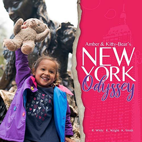 Amber & Kitty-Bears New York Odyssey (English Edition)