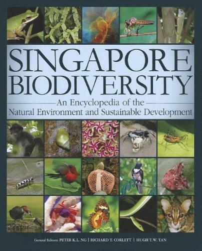 Singapore Biodiversity by Peter Ng (Editor), Richard T. Corlett (Editor), Hugh T. W. Tan (Editor) (6-Oct-2011) Hardcover