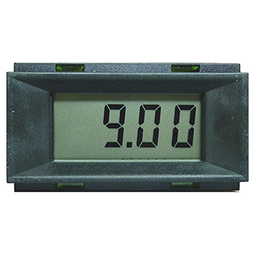 PM-128-A Panel Volt Meter 3.5 Digit LCD Digital NEW UK Stock by Circuit Specialists Lcd-panel-meter