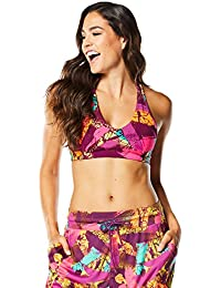 Zumba Fitness So Samba Sizzle Soutien-Gorge Femme