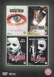 Boogeyman 1 & 2 And Halloween 4 & 5