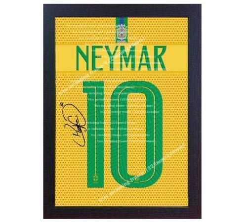 SGH SERVICES Camiseta Neymar 2018/19 Neymar Brasil